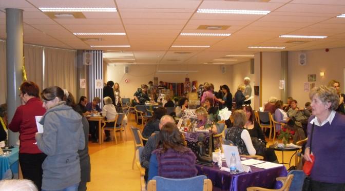 Haarlem, 19 november, spirituele beurs
