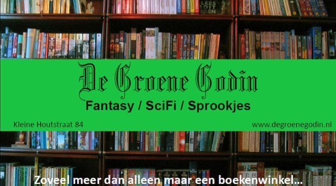 Haarlem, woensdag 7 november, mediumschap in de groene godin